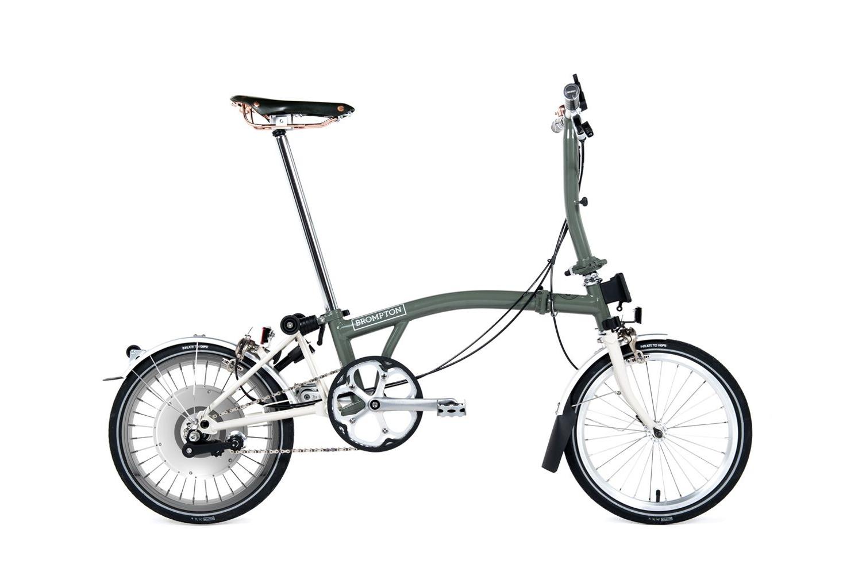 E Brompton Bike(1)